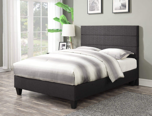 Primo International Bed Queen Addy Complete Platform Bed