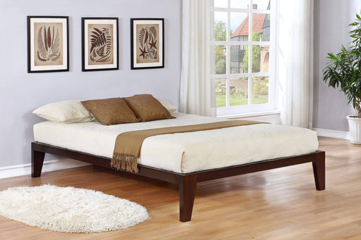 Primo International Bedroom Queen Orchestra Platform Bed