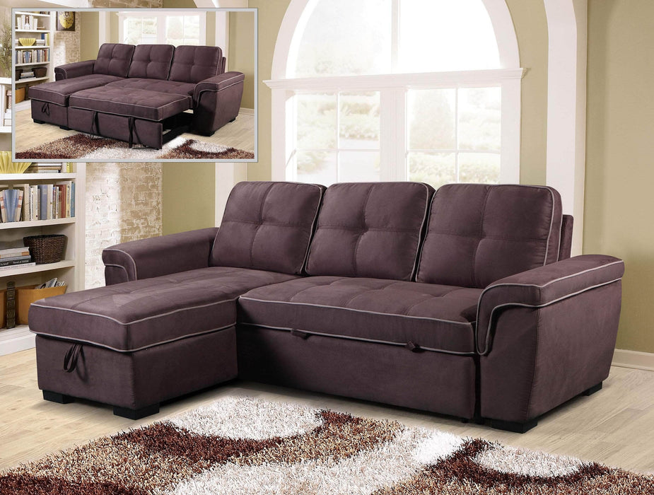 Giordano Sleeper Sectional Sofa