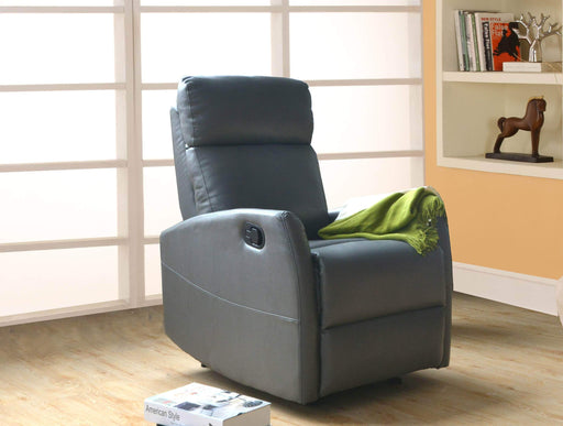 Marcus Contemporary Rocker Recliner
