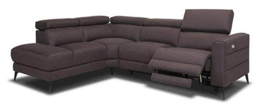 Primo International Left Facing Chaise Norice Power Reclining Sectional Sofa