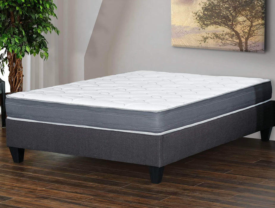 Primo International Mattress 8 Inch Luna Deluxe Comfort Twin Size Foam Mattress