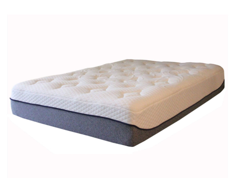 "Primo International Mattress Full Cool Sleep Opulent Plush 11"" Gel and Memory Foam Mattress"