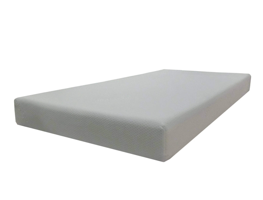 "Primo International Mattress Twin Cool Sleep Comfort 6"" Gel Foam Mattress"