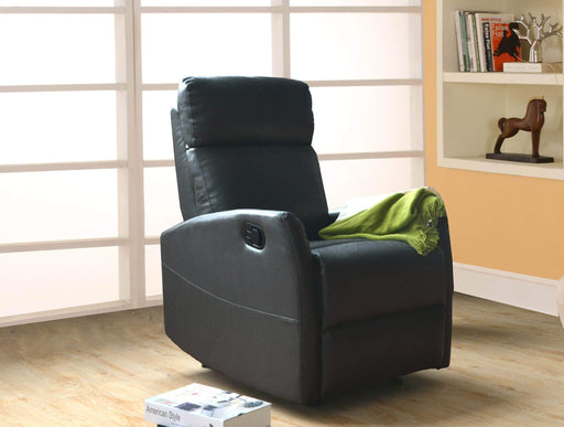 Primo International Night Marcus Contemporary Rocker Recliner