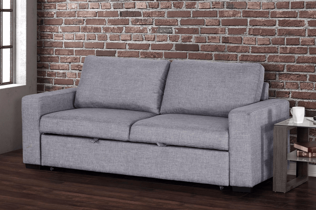 Primo International Vincenzo Modern Sleeper Loveseat Sofa Bed Wholesale Furniture Brokers Canada