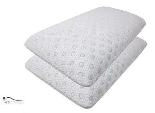 Rest Therapy Pillow Nordic 2 Memory Foam Pillows