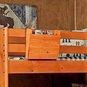 Rustic Classics Shelf Amber Wash Bunk Buddy
