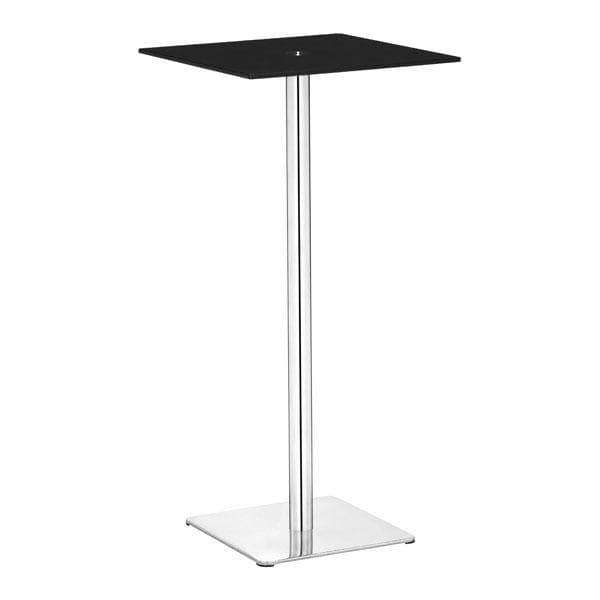 Zuo Modern Bar Table Black Dimensional Bar Table