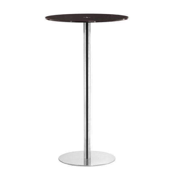 Zuo Modern Bar Table Espresso Cyclone Bar Table