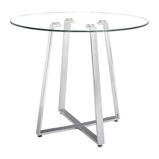 Zuo Modern Bar Table Lemon Drop Counter Table