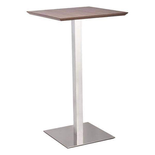 Zuo Modern Bar Table Malmo Bar Table