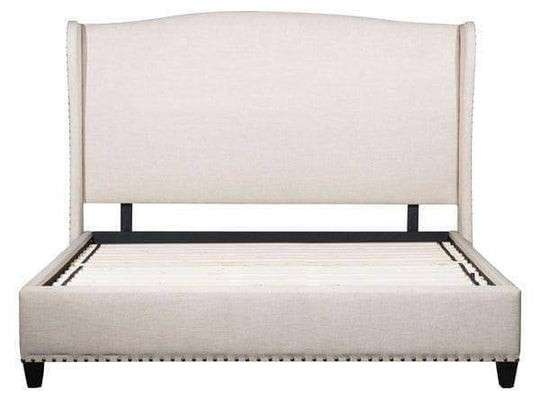 Zuo Modern Bed Queen Enlightenment Platform Bed