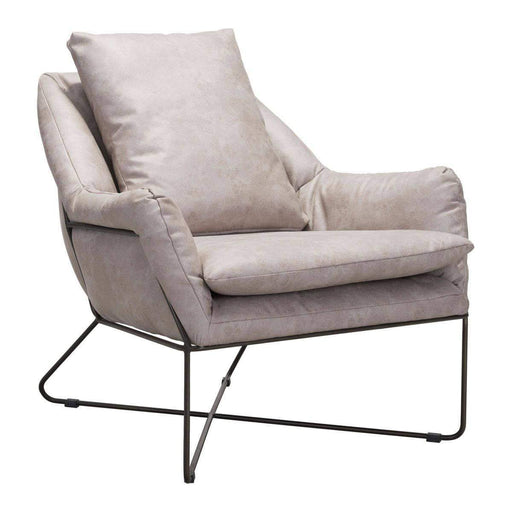 Zuo Modern Chair Finn Lounge Chair