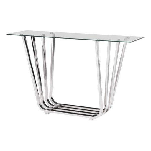 Zuo Modern Console Table Fan Console Table