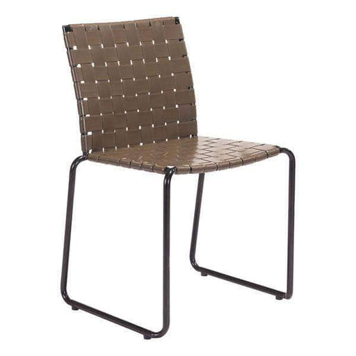 Zuo Modern Dining Chair Espresso Beckett Dining Chair (Includes 4 per Box)