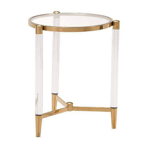 Zuo Modern End Table Existential Side Table