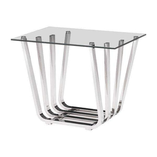 Zuo Modern End Table Fan Side Table