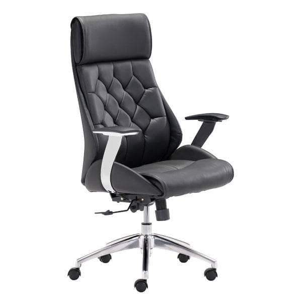 Zuo Modern Office Chair Black Boutique Office Chair