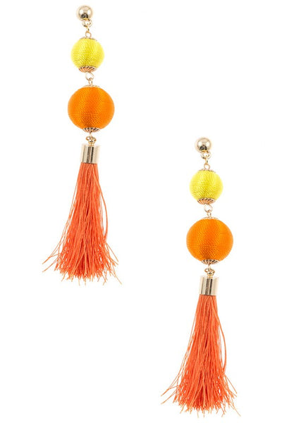 """Sunny Days"" Earrings"