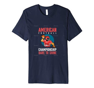 Amazon.com: American Football Dare To Shine: Clothing