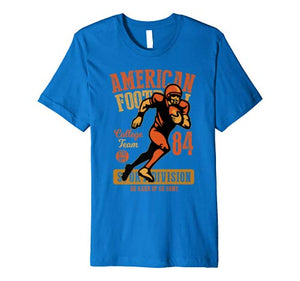 Amazon.com: American Football College Team: Clothing