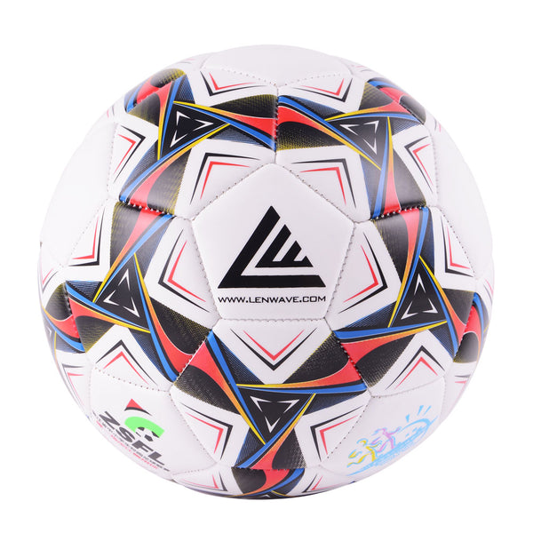 Soccer Ball 3 Size Football Training Balls Our Own Factory Products Are Best Priced For Wholesale Soccer Ball +GAS Needle 1 PCS
