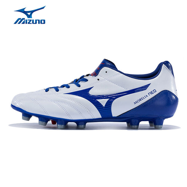 MIZUNO Men's MORELIA NEO UT MD Soccer Shoes Breathable Skid-Resistance Sports Shoes Sneakers P1GA161527 YXZ039