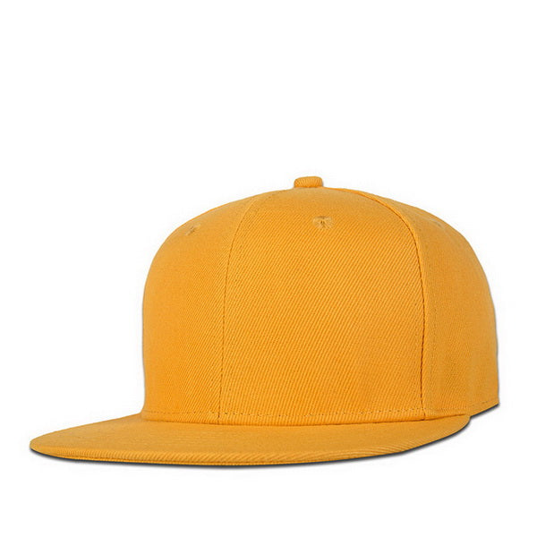 Brand NUZADA Hip Hop Hats Men Women Baseball Caps Snapback 10 Solid Colors Cotton Bone European Style Classic Fashion Trend