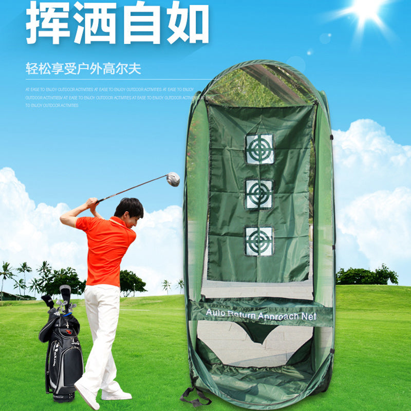 Golf clubs swing trainer aids exerciser pole exercise net net special detachable folding slice upgrade 2016 new