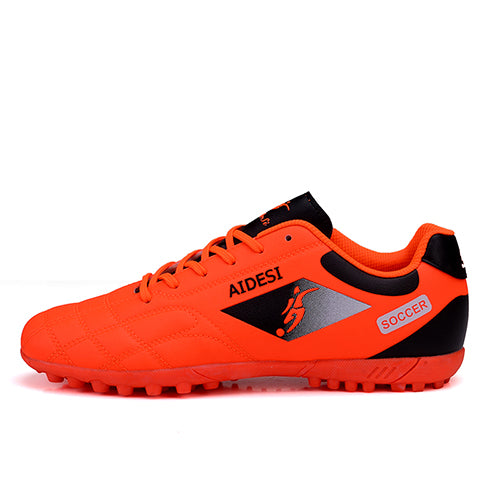 Man football shoes indoor boys soccer kids football boots shoes sports futsal futzalki football sneakers soccer cleats Child