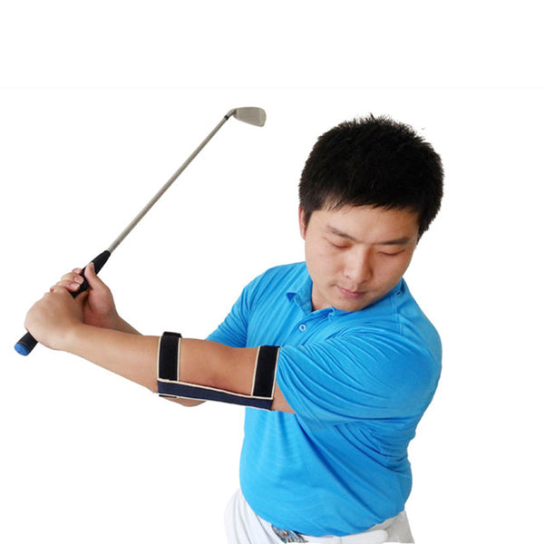 golf training aids swing trainer Hot Sale New 2017 Golf Equipment Curved arm vigilance device Teaching supplies