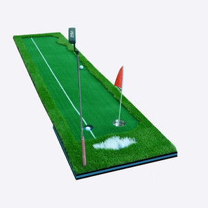 Free Shipping Golf practice green Golf putting green 3*0.75 meter size good training aids for indoor and outdoor practice