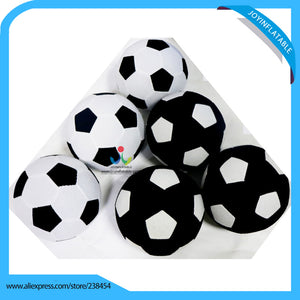 6 pieces Inflatable Darts Soccer Ball for Free shipping, Soccer Dart Board for Events, Velcro Dart Board Games for Team