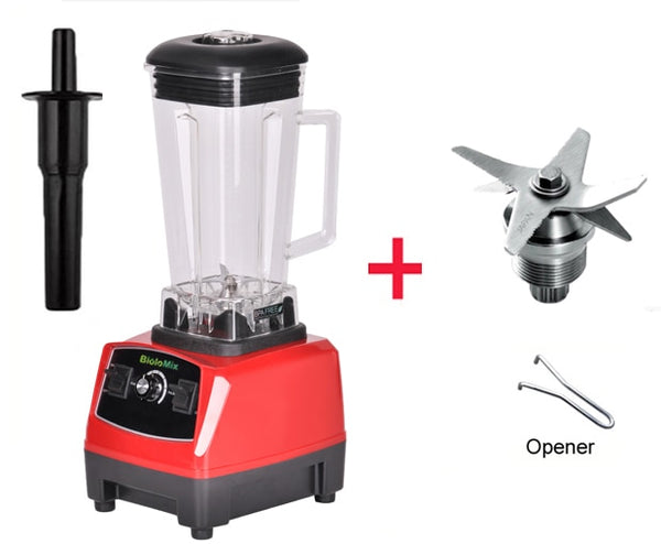 BRAND NEW: Commercial Grade Juicy Blender, 3HP 2200W