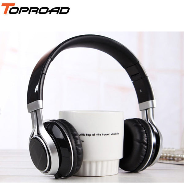 Brand New TopRoad Stereo Headset Headphones - PC, Gaming, Phone, Etc