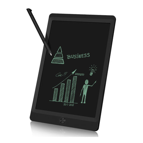 LCD Writing Tablet 10 inch Digital Drawing Electronic Handwriting Pad Message Graphics Board Kids Writing Board Children Gifts