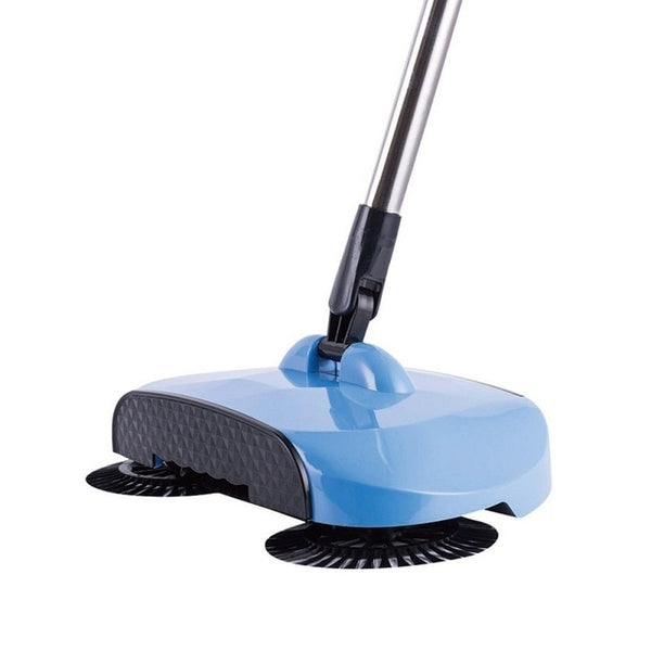 BRAND NEW Stainless Steel Magic Broom-Vac