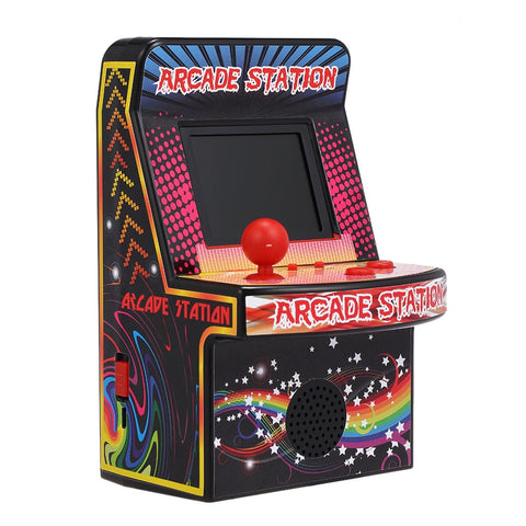 BRAND NEW - Mini Retro Arcade With 200+ Games Built In