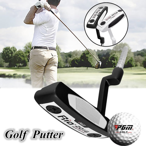 Right Hand Golf Club Putter Stainless Steel Putter for Golf Training Equipment
