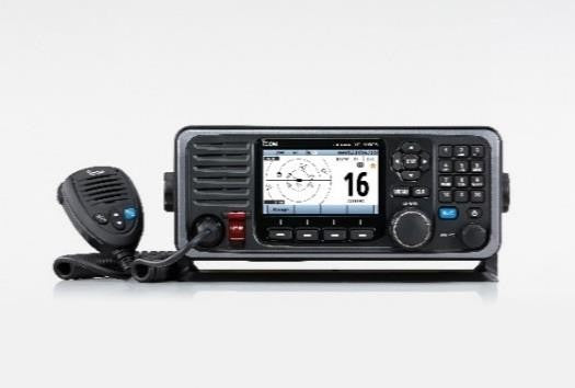 Icom- VHF communications