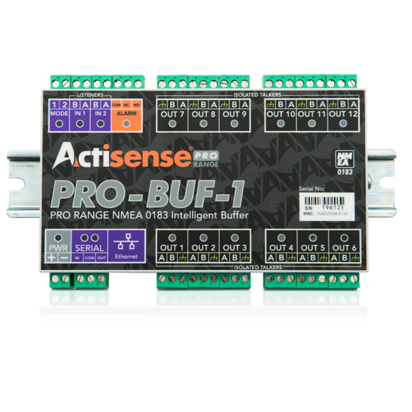 ACTISENSE® PROFESSIONAL NMEA BUFFER - 2 Dogs Marine
