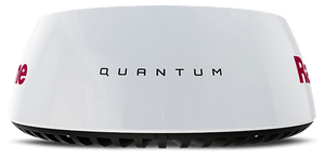 "QUANTUM RADAR - Q24C 18"" with 10m Power Cable - 2 Dogs Marine"