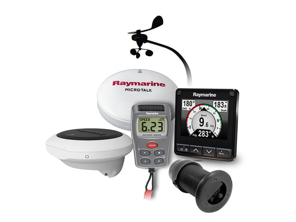 INSTRUMENTS - WIRELESS INSTRUMENT PACKS - 2 Dogs Marine