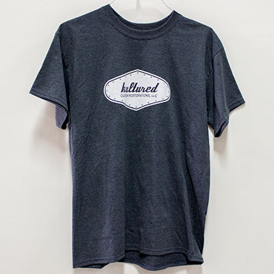 Kultured Customs Gray T-Shirt