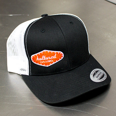 Trucker Hat Black Original