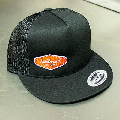 Trucker Hat Black Original2