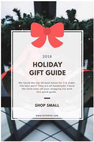 2018 holiday gift guide to handmade small shops