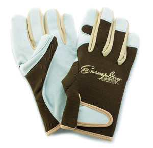 Gardening Gloves With Velcro Fastener