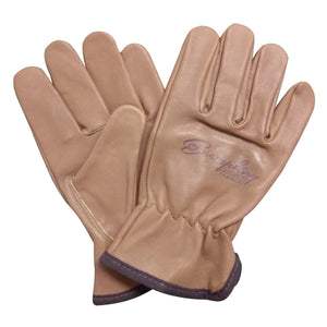 Goatskin Leather Work Gloves